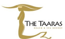 the-taaras-beach-and-spa-resort-logo