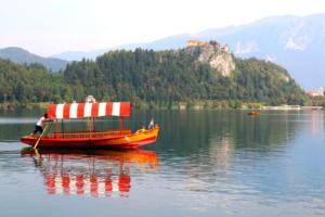 Sensational Lake Bled Slovenia