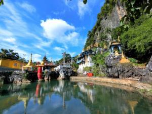 A visit to Bayin Nyi Cave