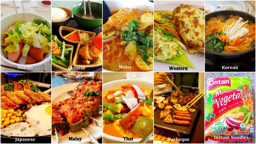Vegetarian-Cuisines-Around-The-World singapore-travel-blogger