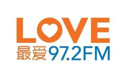 Love 972 Logo
