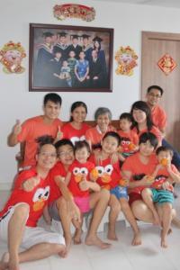 Keith Yuen Family