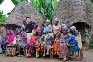 Dorze Tribe Children