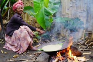 Dorze Tribe Woman