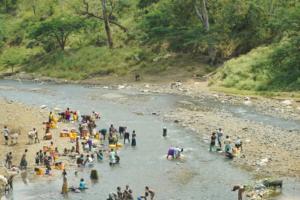 Ethiopia Omo Valley River