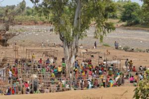 Ethiopia Tribe Market