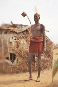 Dassanech tribe man