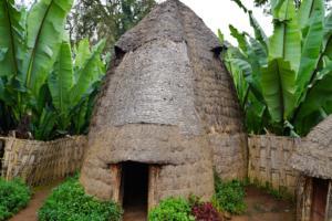 Dorze Tribe Elephant Hut