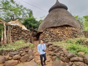 First impression of Konso Village