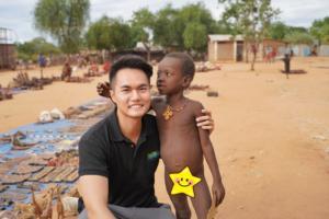 Hamer Tribe Child