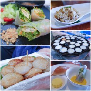 Traditional Laotian Food