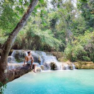 Kuangsi Waterfalls, Luang Prabang