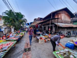 Luang Prabang Day Market