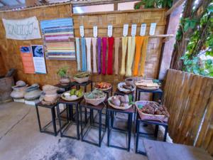 Weaver Village Luang Prabang