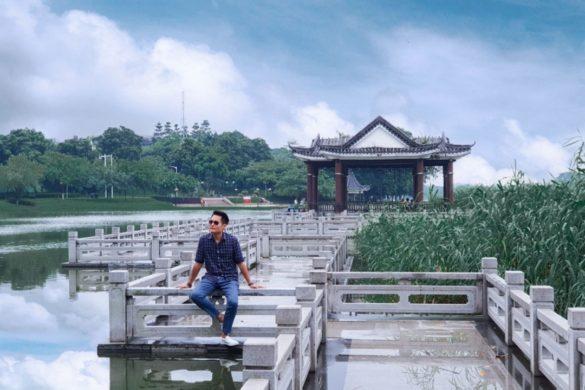 Song Shan Lake Park