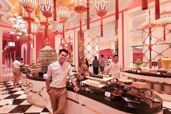 Wynn Palace Macao Restaurant