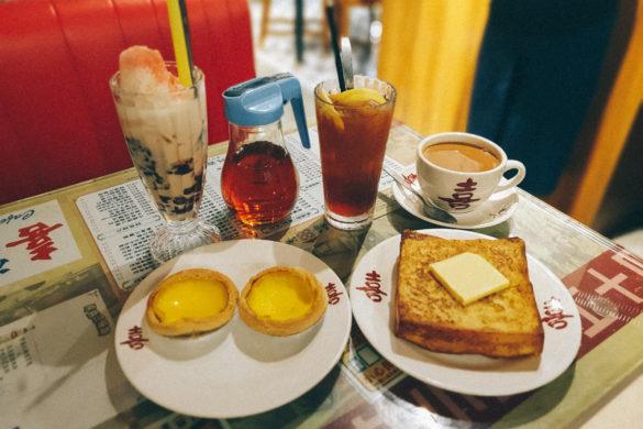 Cafe Match Box Hong Kong
