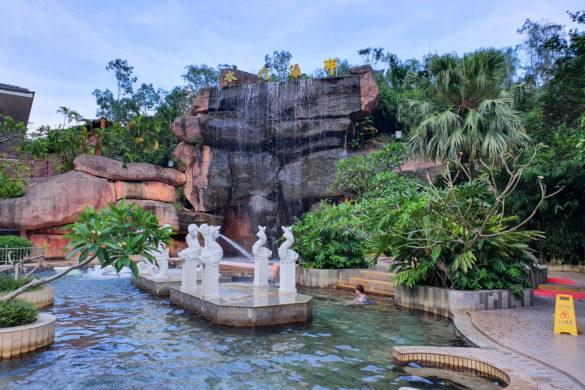 Gudou Hot Springs