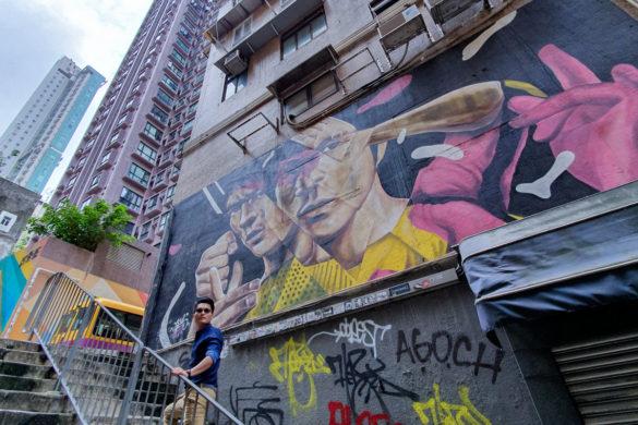 Hong Kong Street Arts