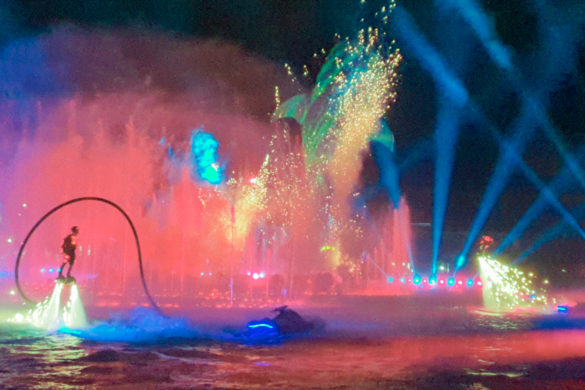 Chimelong Water Electro-Music Show