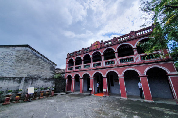Sun Yat Sen's Residence