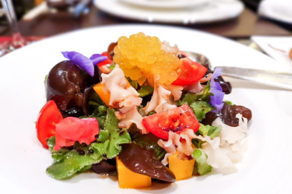Macanese Vegetarian Food