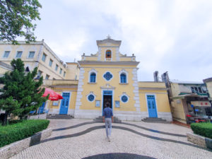 St.Francis Xavier Church