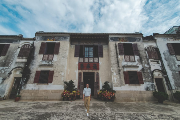 Mandarin's House Macao
