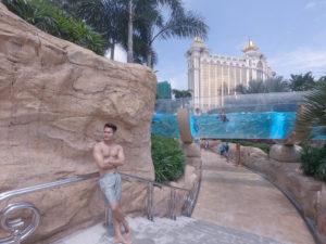 Macao Grand Resort Deck Water Park