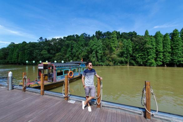 Xinghu Wetland Park