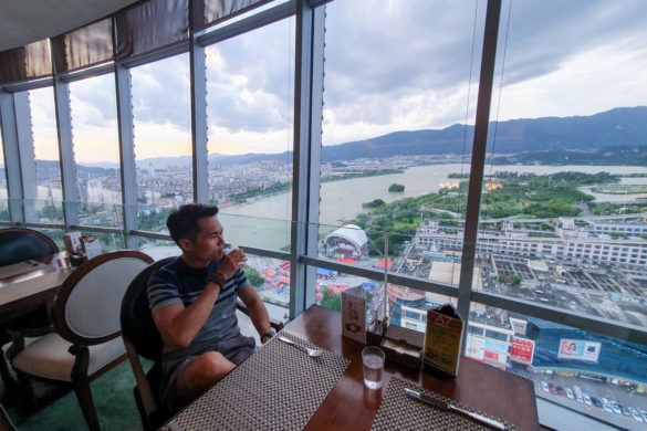 Sky Restaurant at the Pearl Hotel Starlake