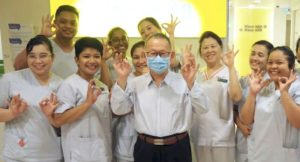 Coronavirus Singapore First Patient