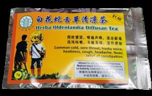 Oldenlandia Diffusa Herbal Tea
