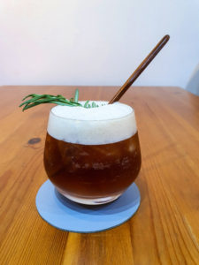 Yuzu Rose Black Tea (Singapore Vegetarian)