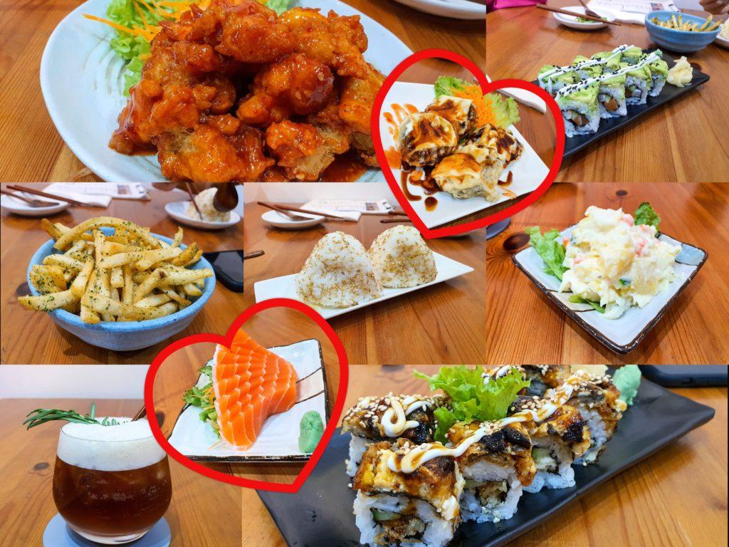 Japanese Korean Vegetarian in Singapore