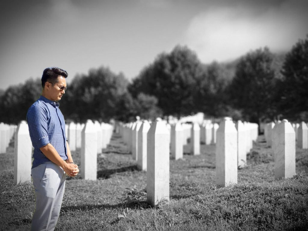 Bosnia-Srebrenica-Massacre Lessons learned from covid19 singapore-travel-blogger
