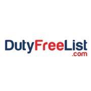 Duty Free List Logo