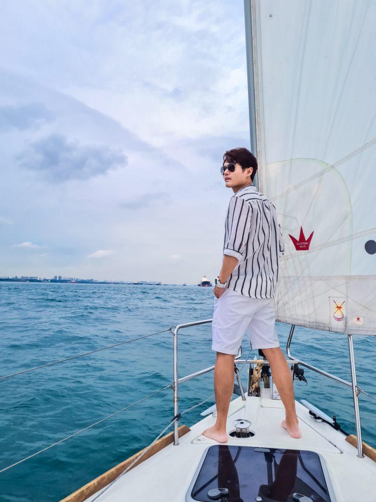 Singapore Traveller Keith Yuen