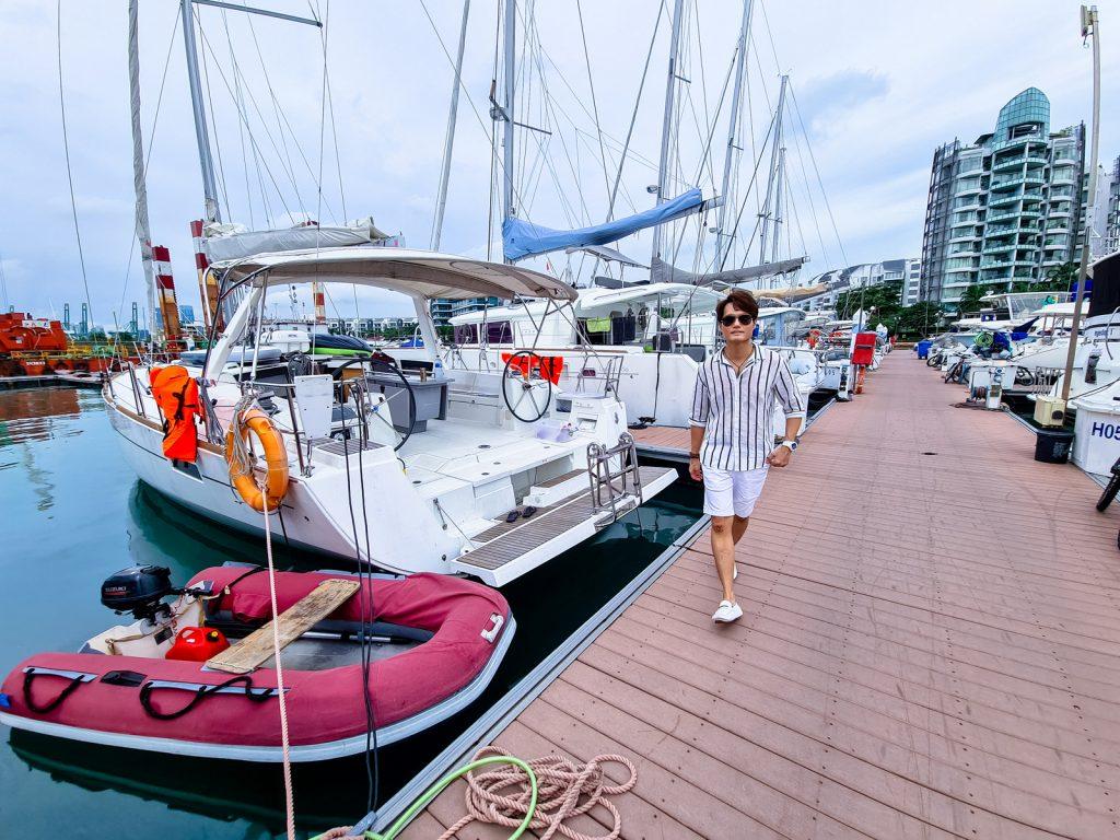 Singapore Sailcation Marina