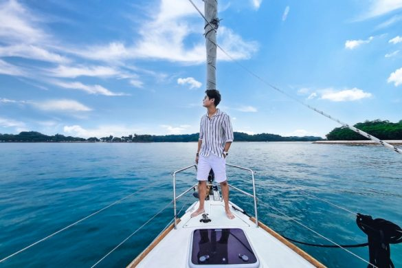 Singapore Travel Influencer Keith Yuen