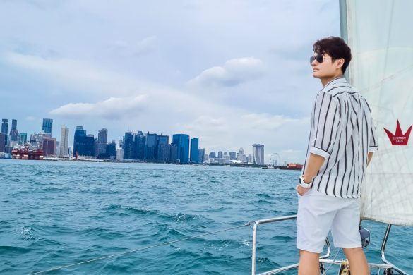 Singapore Sailcation