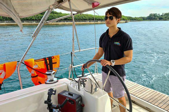 Singapore Sailcation Skipper